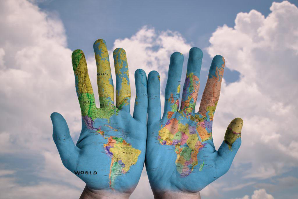 掌中世界圖